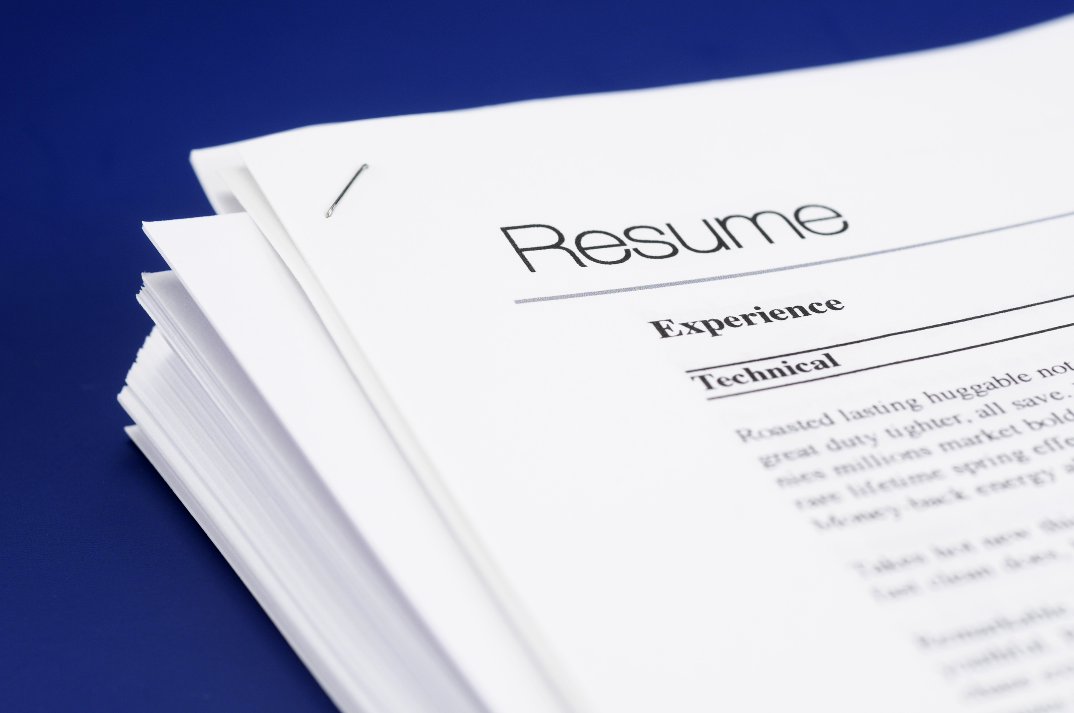 is your resume formatted correctly on careers us news