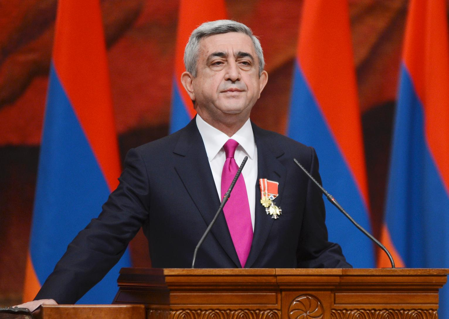 Image result for Armenia President's Party Leading as Constitutional Change Looms