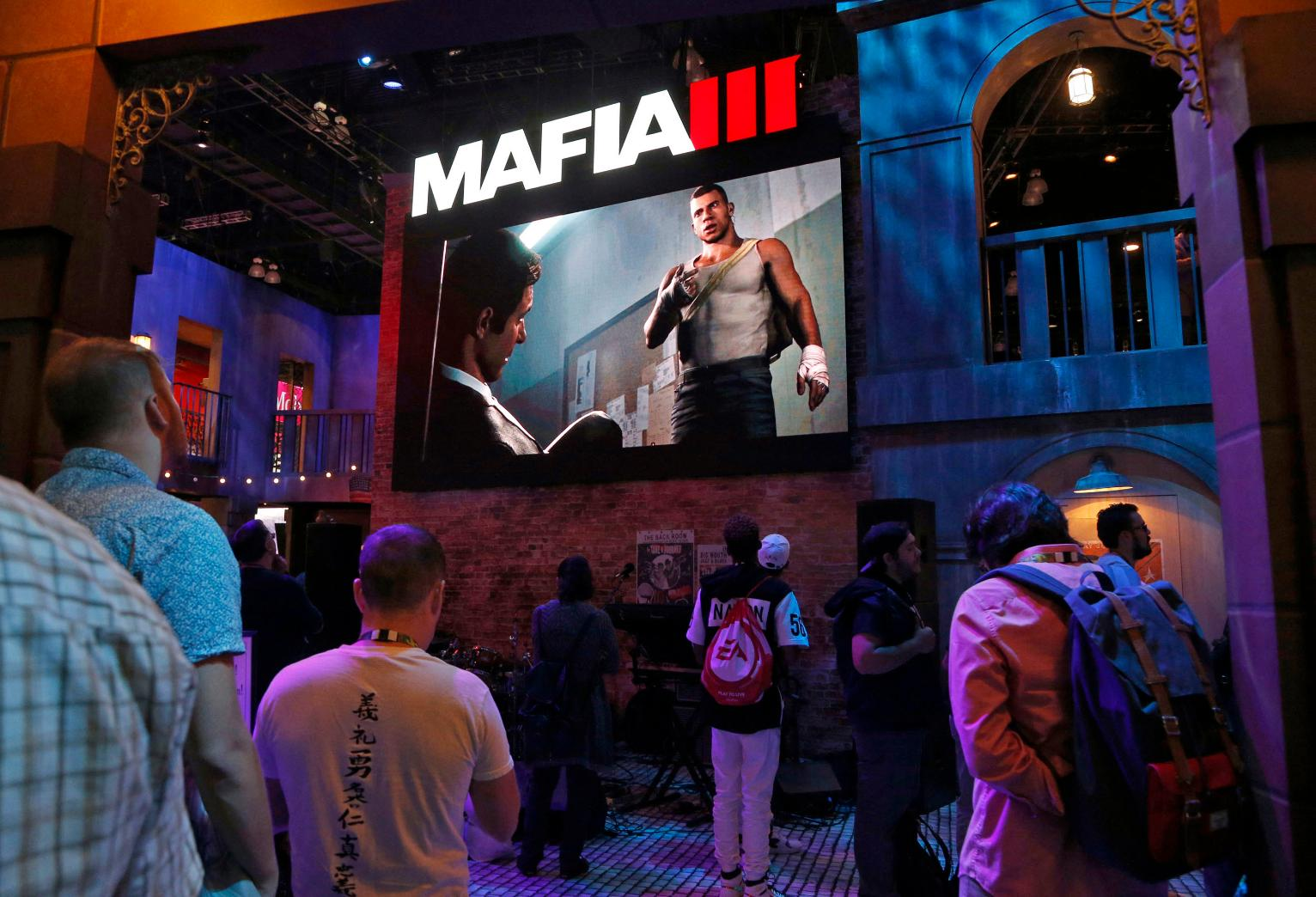 At E3, game makers introduce more diverse heroes | Technology News | US News