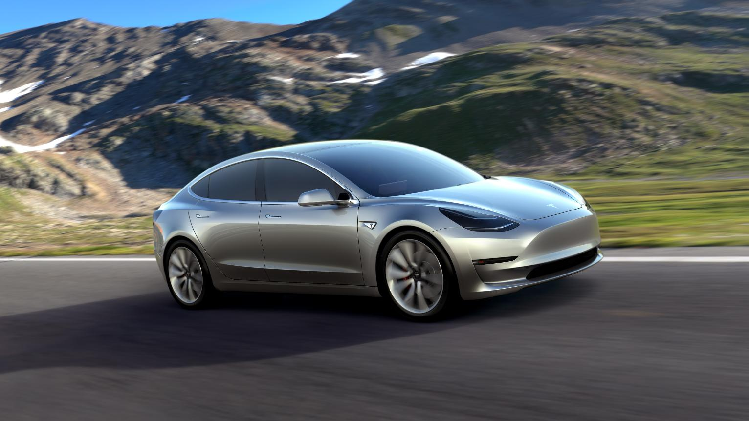 articles pertaining to tesla