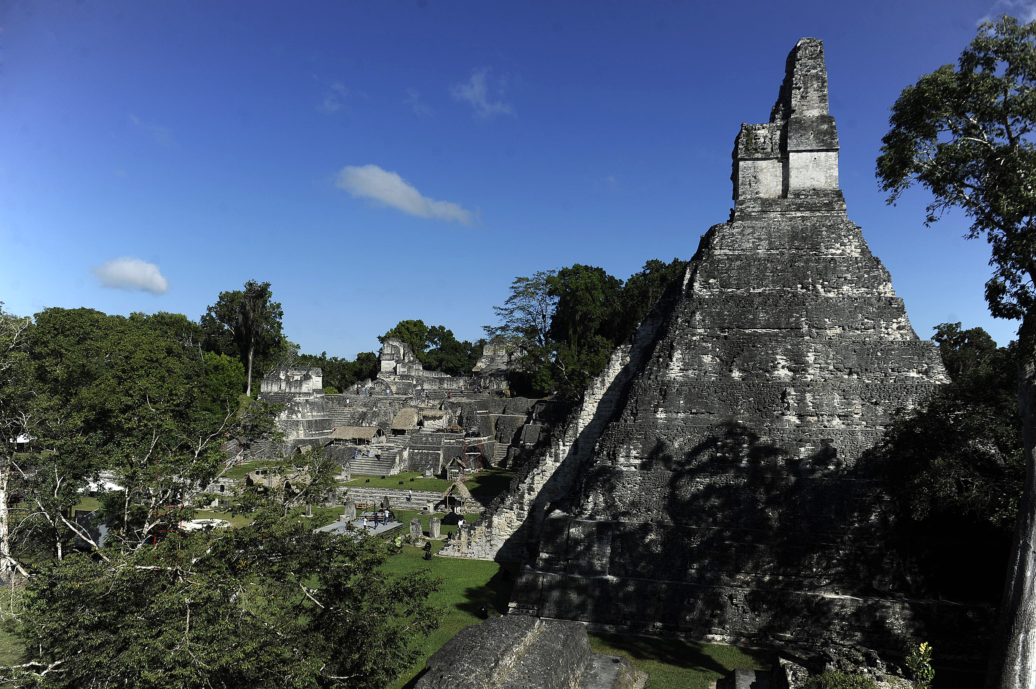 Drought May Have Led to Decline of Ancient Mayan ...