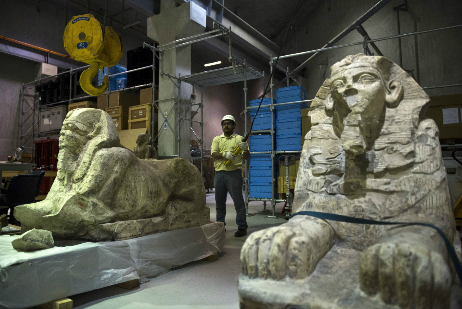Αποτέλεσμα εικόνας για Egypt is having high hopes on its new museum in attracting visitors