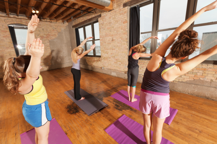 Why Yoga Is More Than a Workout - US News