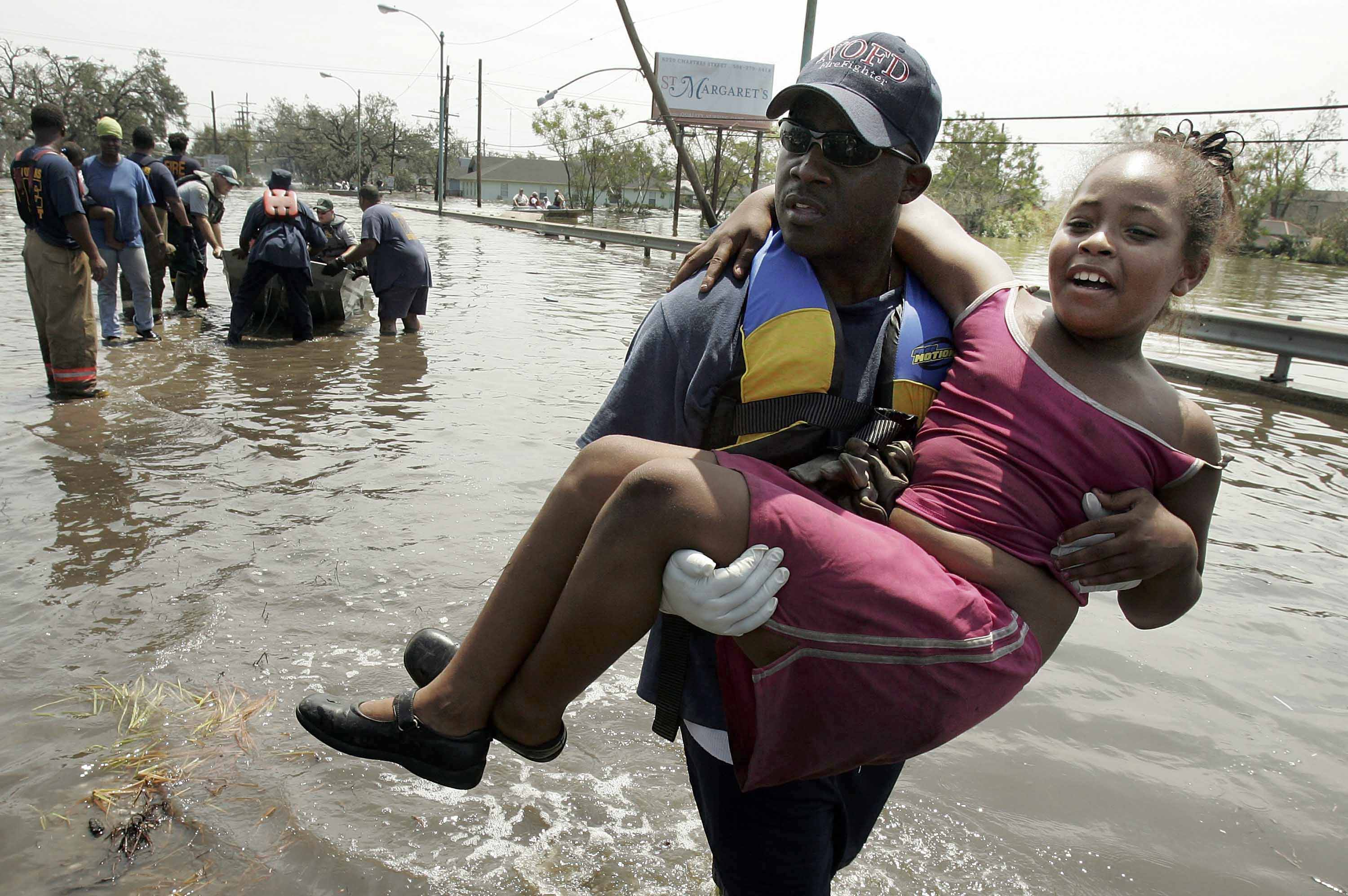 Battle Scarred The Personal Stories Of The Katrina