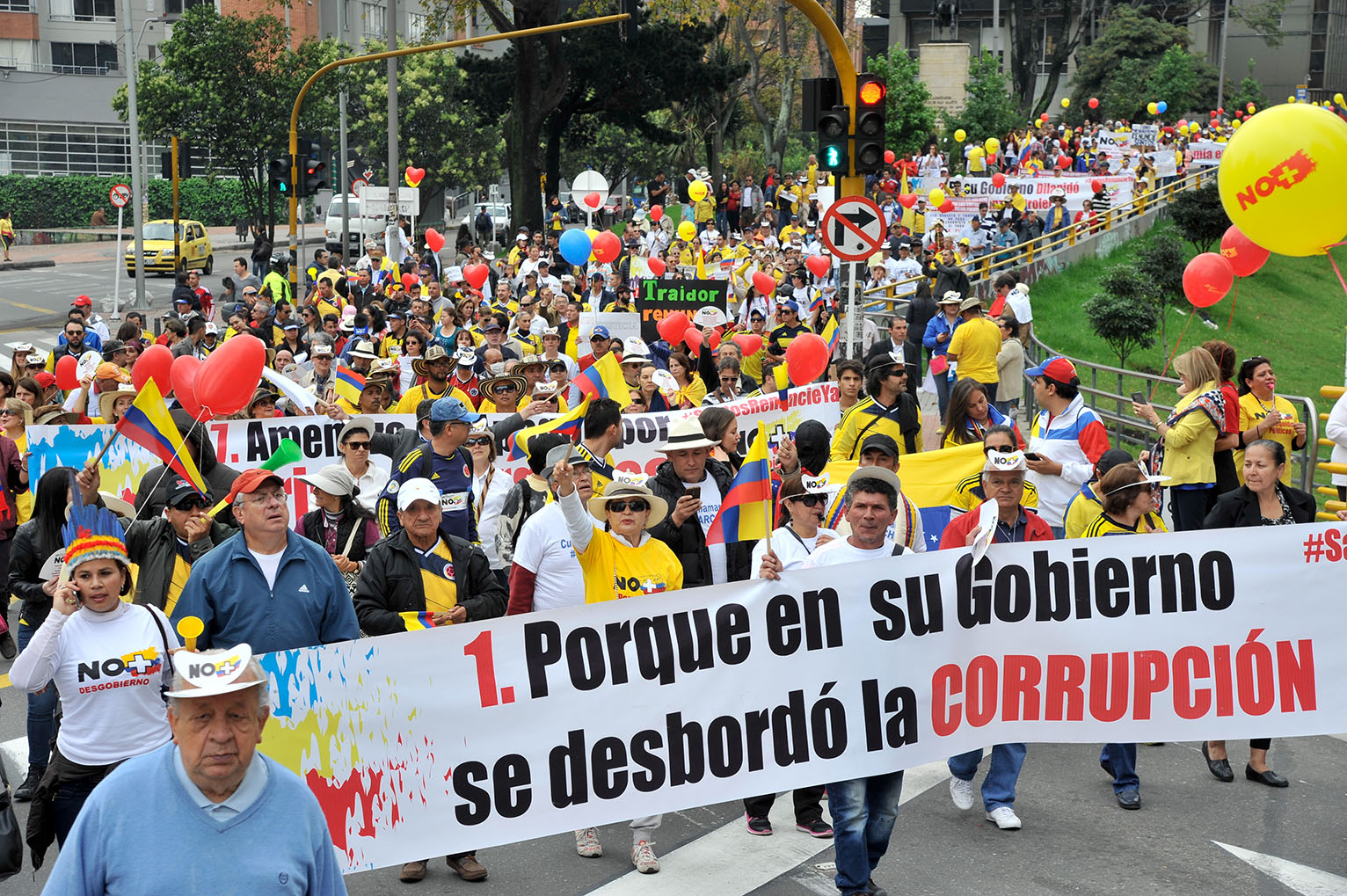 corruption in colombia Colombians are fed up with government corruption latin americans in colombia and elsewhere are taking to the streets to demand better leadership.