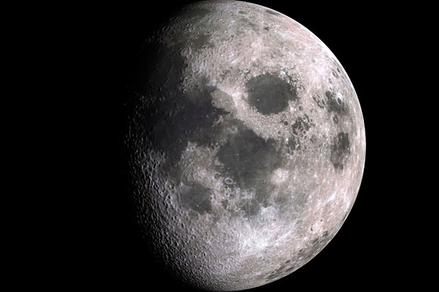 Meet the Man Who Owns the Moon