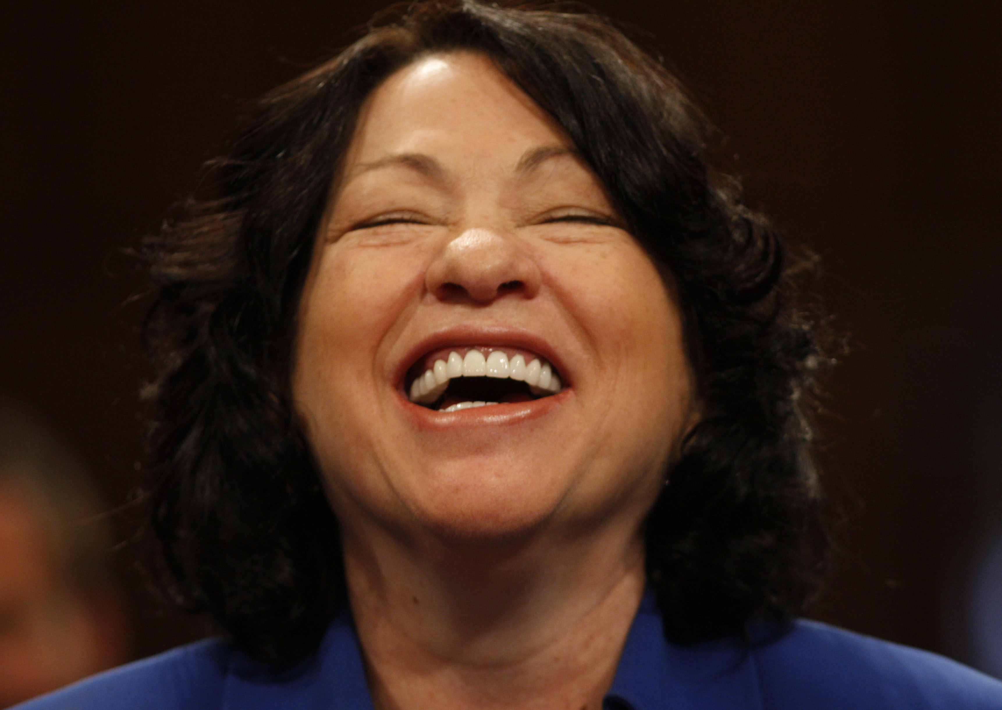 sonia sotomayor brings salsa trouble to the supreme court