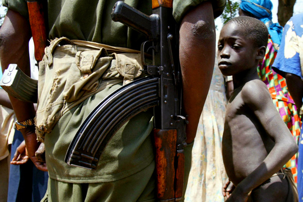 5 Most Notorious African Warlords Us News