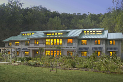 Hotels In Asheville Nc >> 10 Eco-Friendly College Campuses | Education | US News