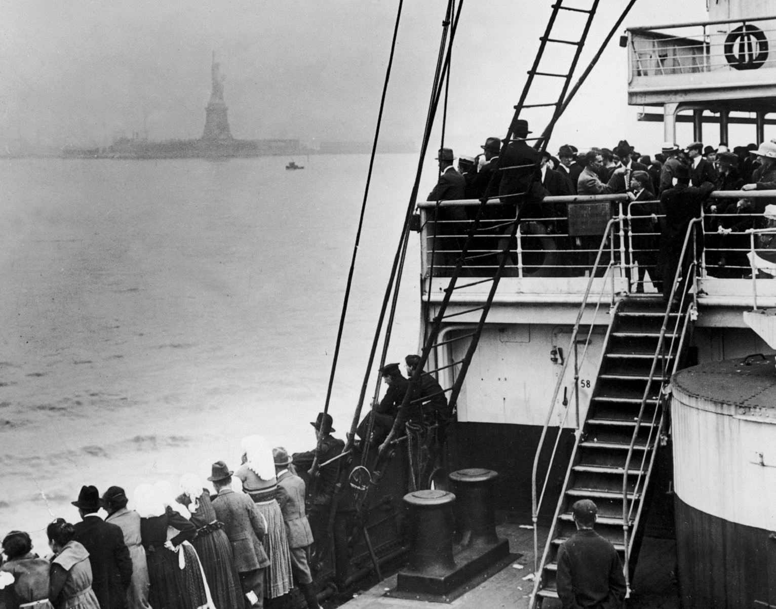 immigration report on irish immigrants Irish immigrants have been settling in the area for decades, driven by recurring economic crises  can the irish help reform us immigration.