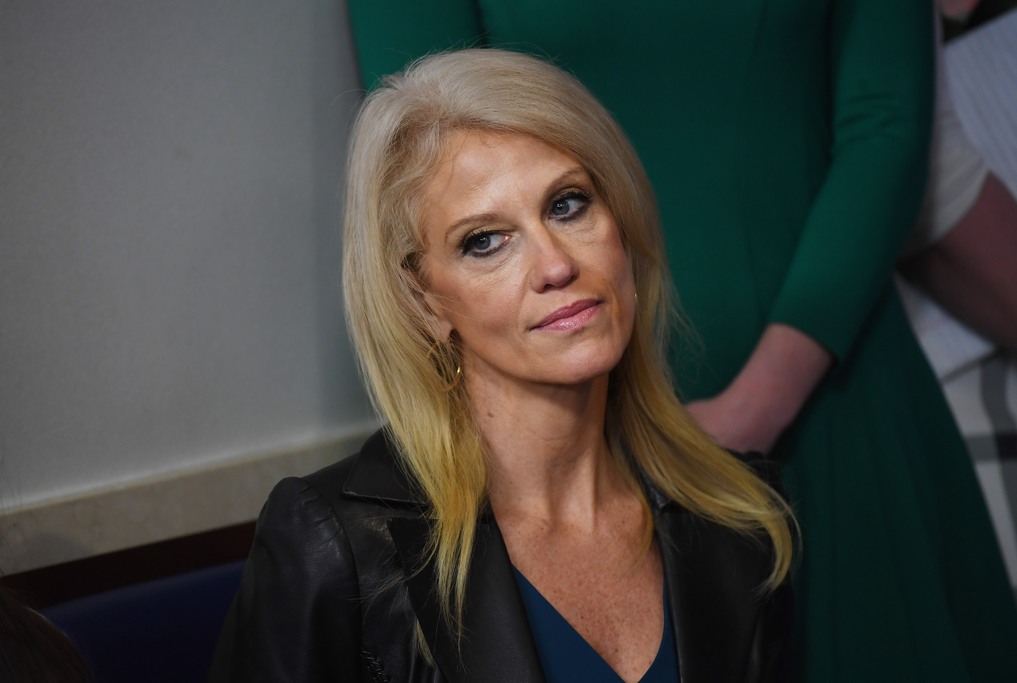Kellyanne Conway: Lifting Sanctions Against Russia 'Under ...