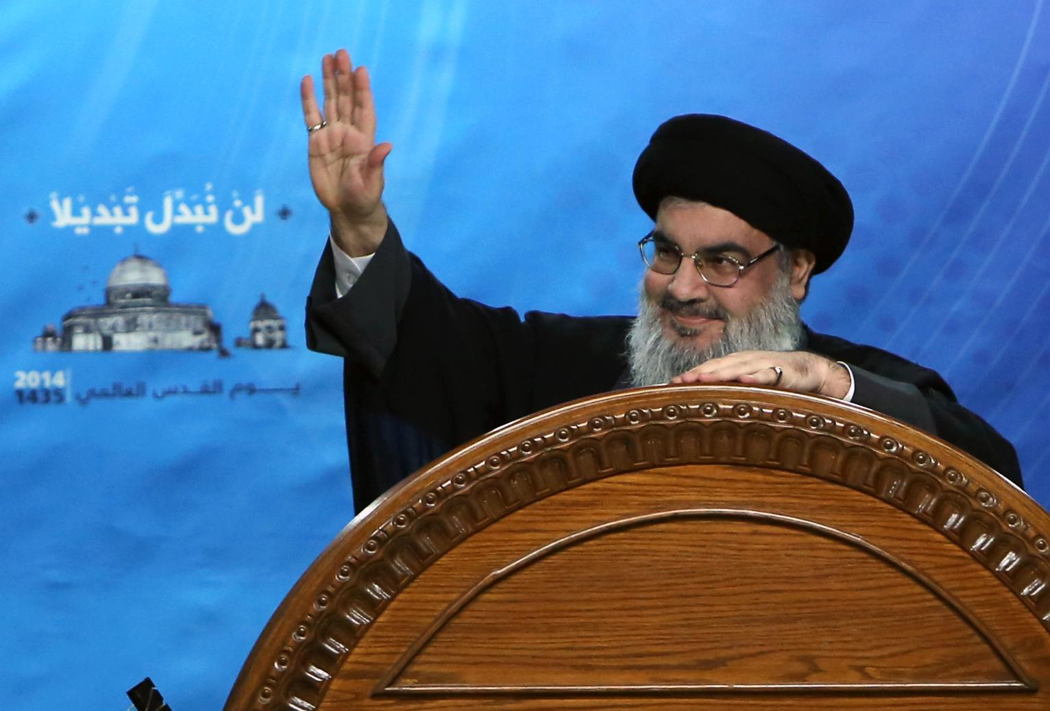 Hezbollah leader vows to support Gazans - US News