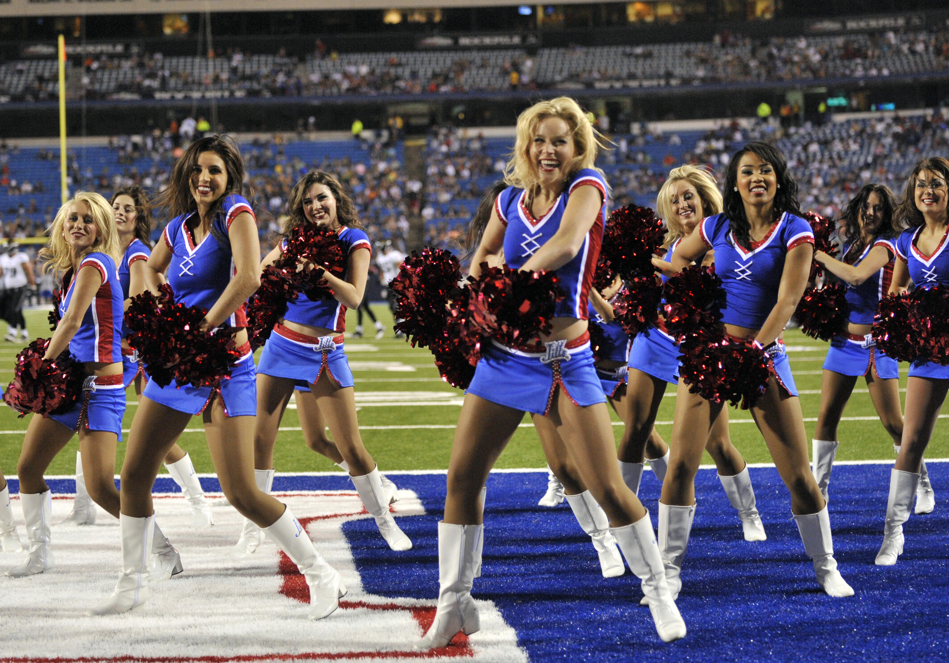 Used Cars Buffalo >> Buffalo Bills' Cheerleaders Are Right to Sue for Minimum Wage | Thomas Jefferson Street | US News