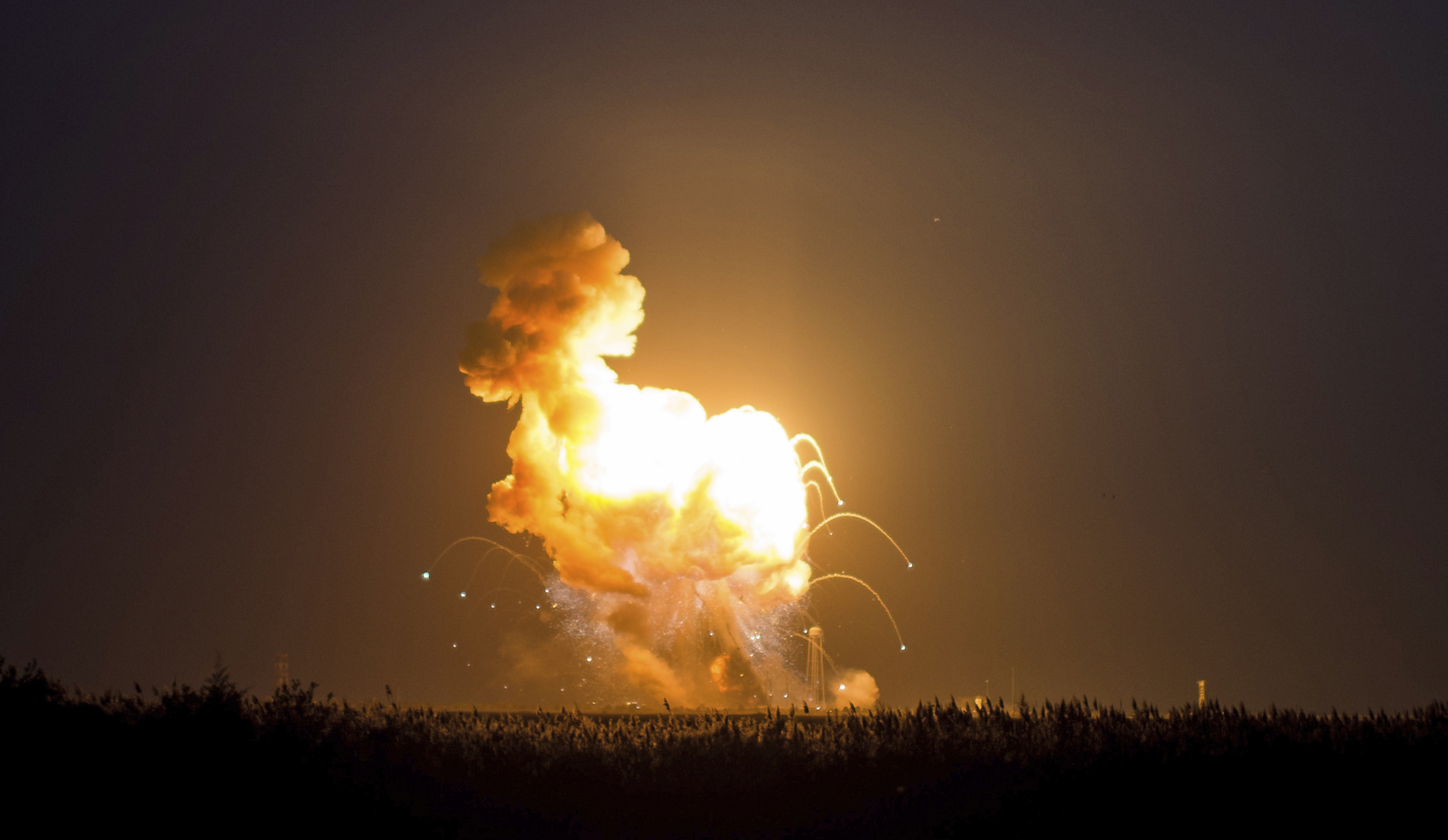 Will Antares' Explosion Torch Russian Rocket Engines? | US ...