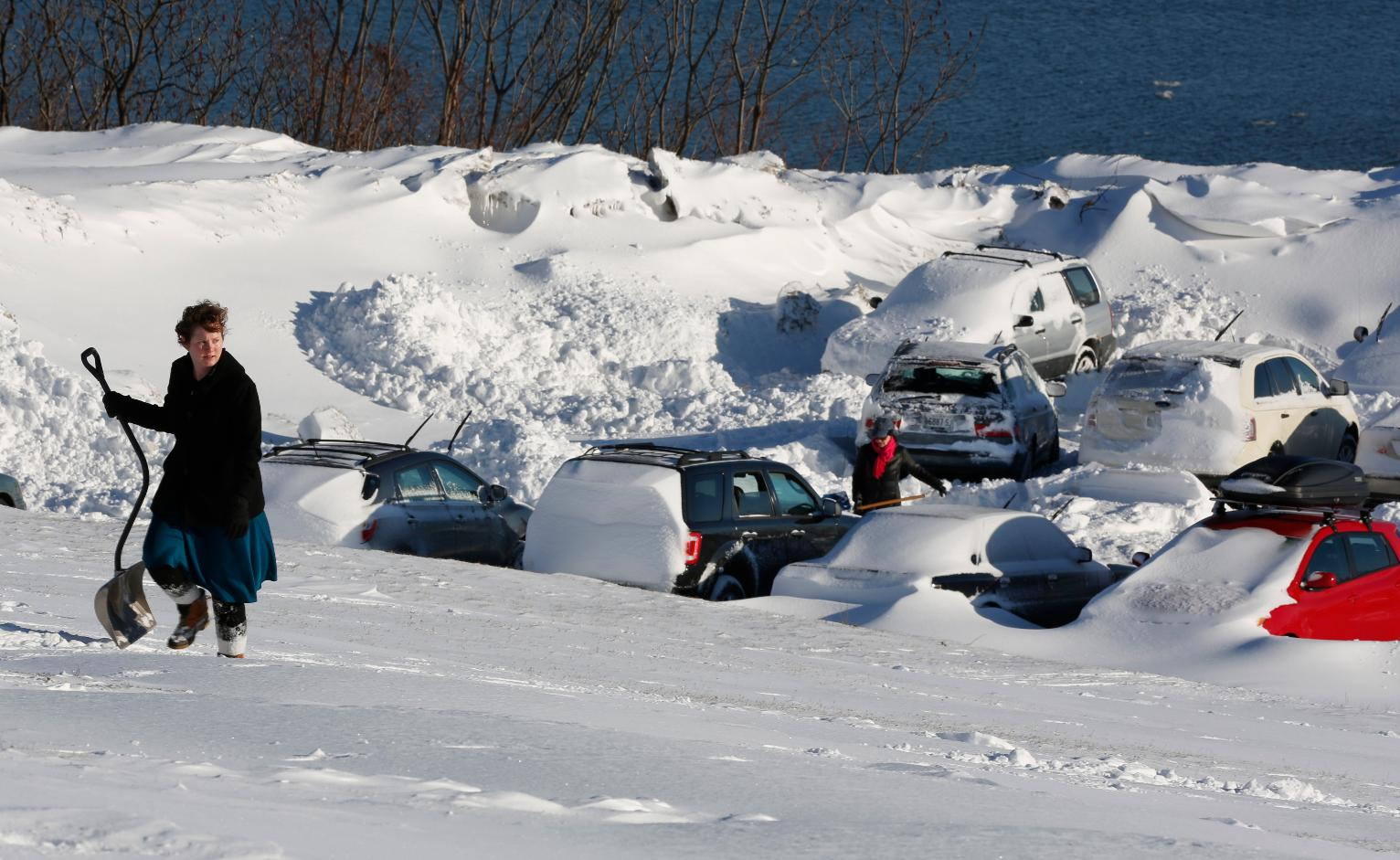 latest athletic club dome collapses  snow ice Winter Weather Outlook For Maine