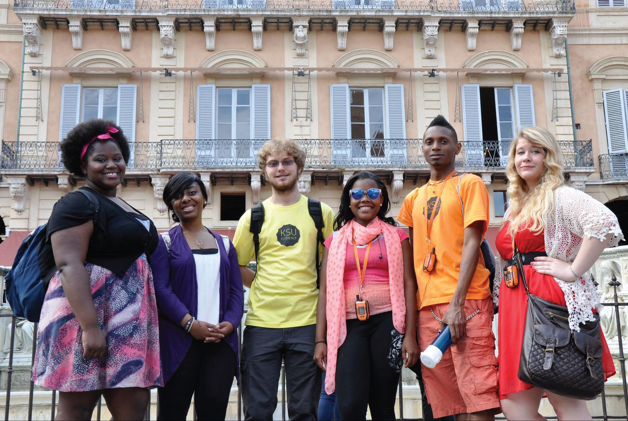 Freshman Study Abroad: A Model for Success