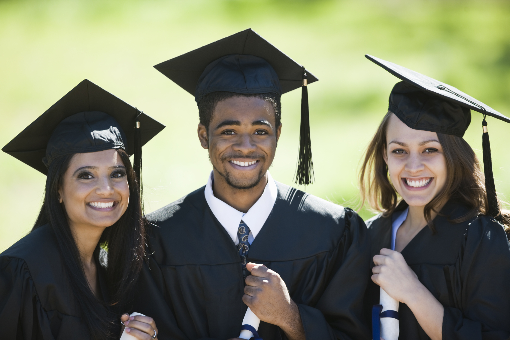 study  record high school graduation rate on track for