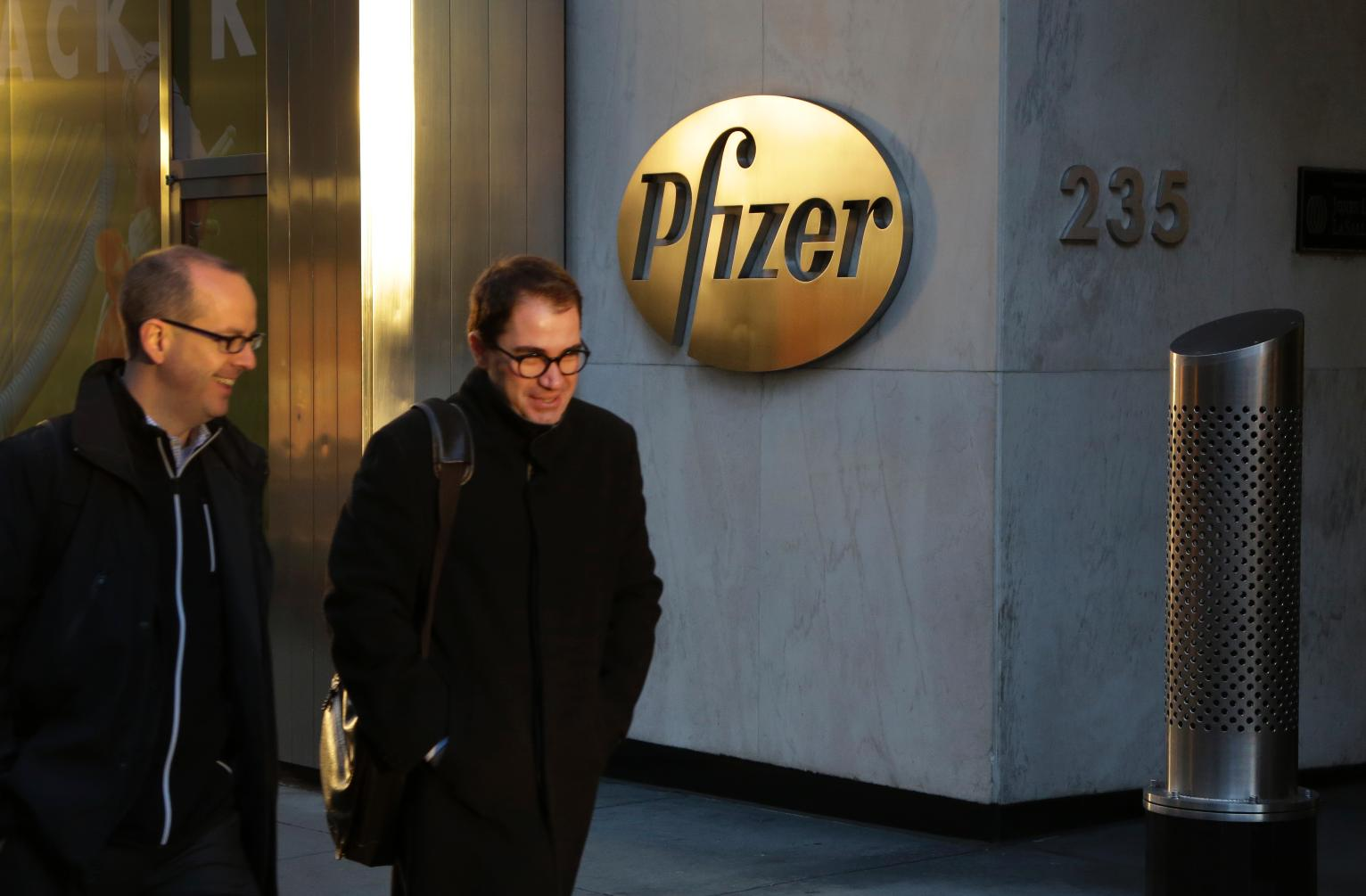 pfizer an economic report - pfizer inc lowered its revenue forecast for this year, blaming the stronger dollar, and increased its planned spending on research and development, as the drugmaker works to launch new drugs to .