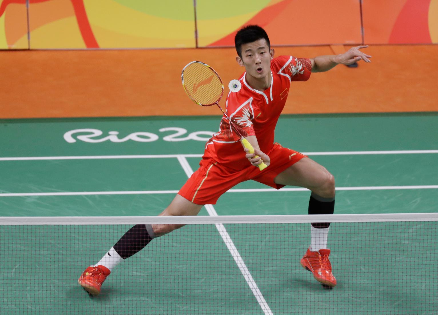 Get the drift? Badminton players face indoor winds in Rio ... Badminton Players