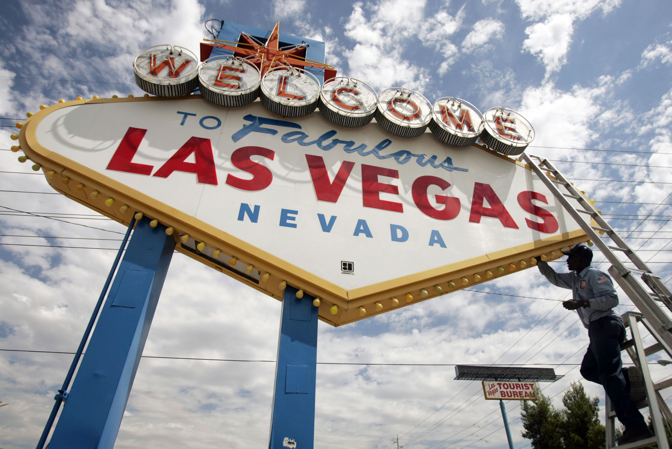 55 and over living in las vegas - Las Vegas Ready To Gamble On Professional Sports And Nhl Arena Thomas Jefferson Street Us News