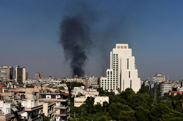 Military Threats to Israel: Syria