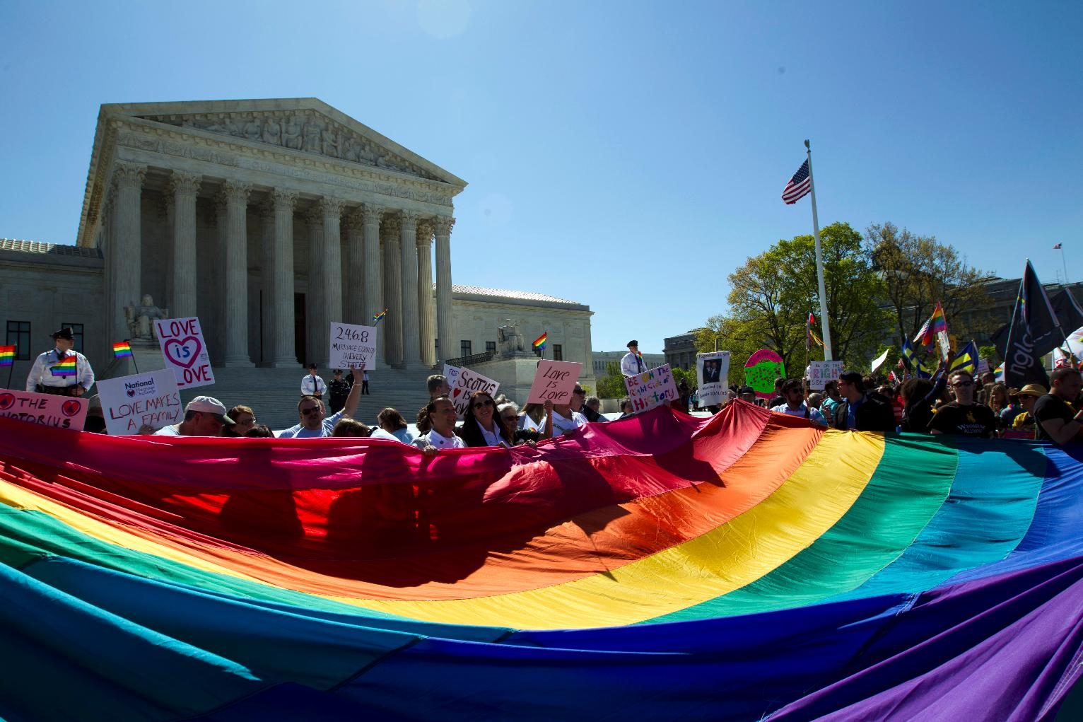 us supreme court ends gay marriage arguments essay
