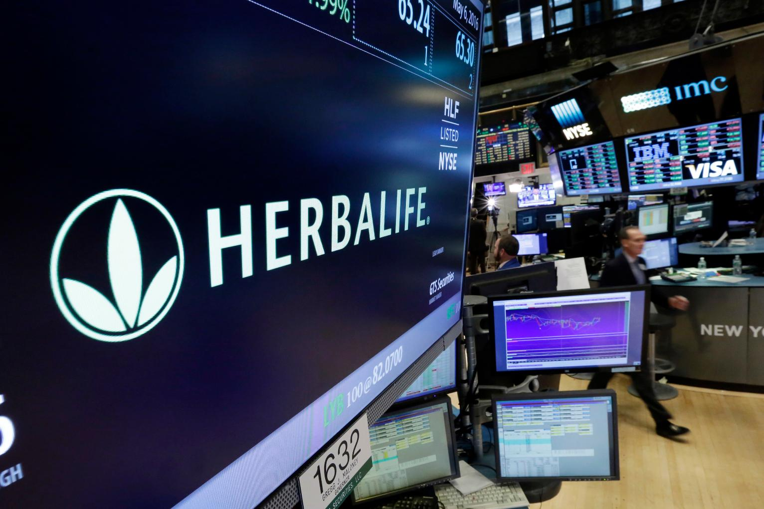 Herbalife to pay $200M, avoids more serious charges