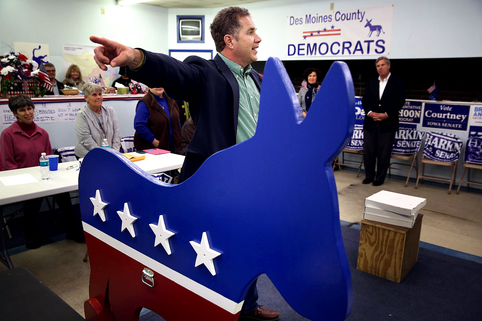 Bruce Braley Bruce Braley Addresses
