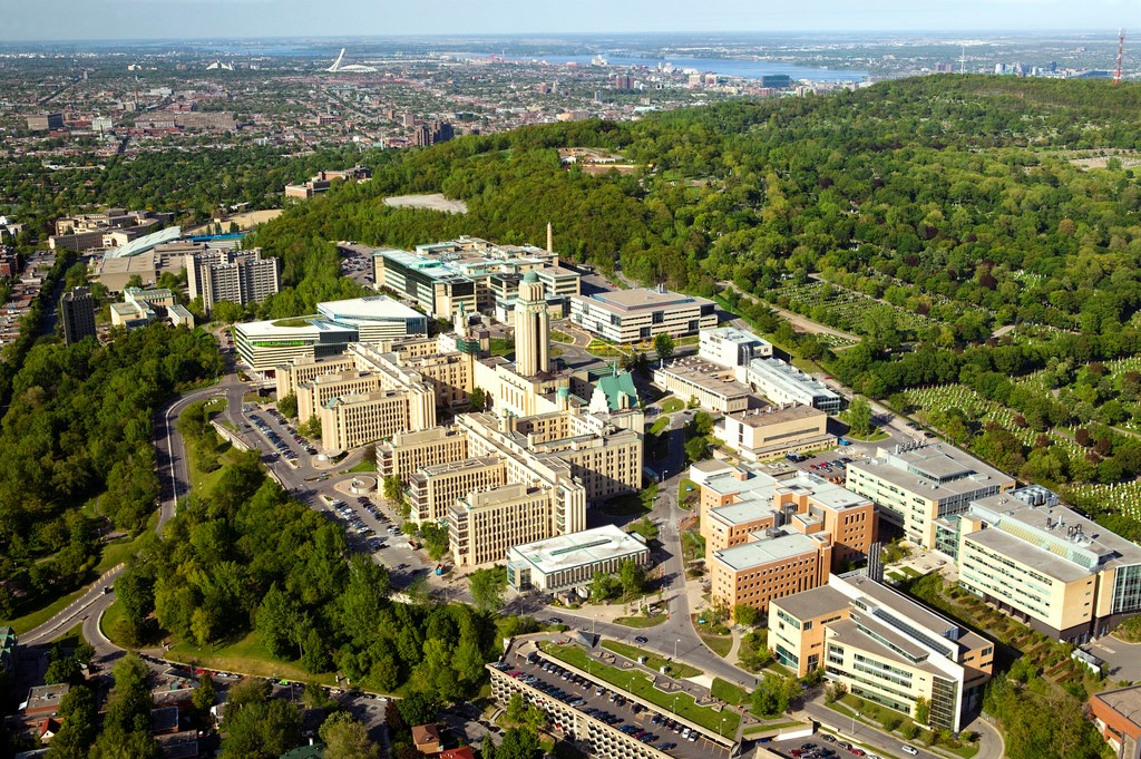 University Of Montreal In Canada Us News Best Global