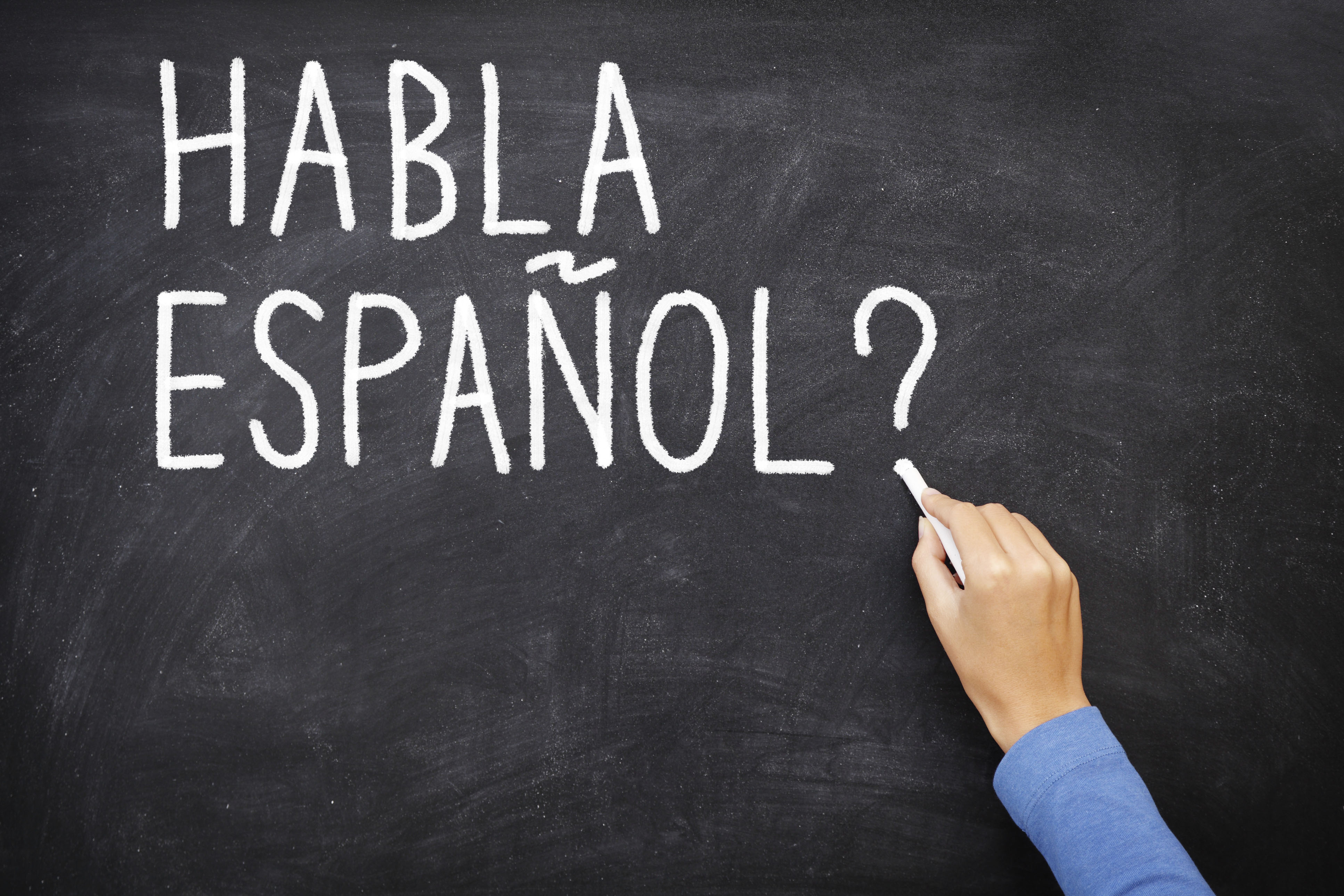 What online apps are available to help someone learn how to speak Spanish?