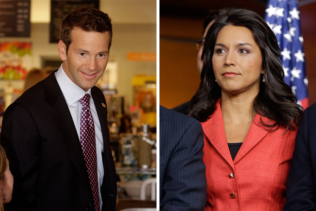 Aaron Schock And Tulsi Gabbard Stand Out Among The Old