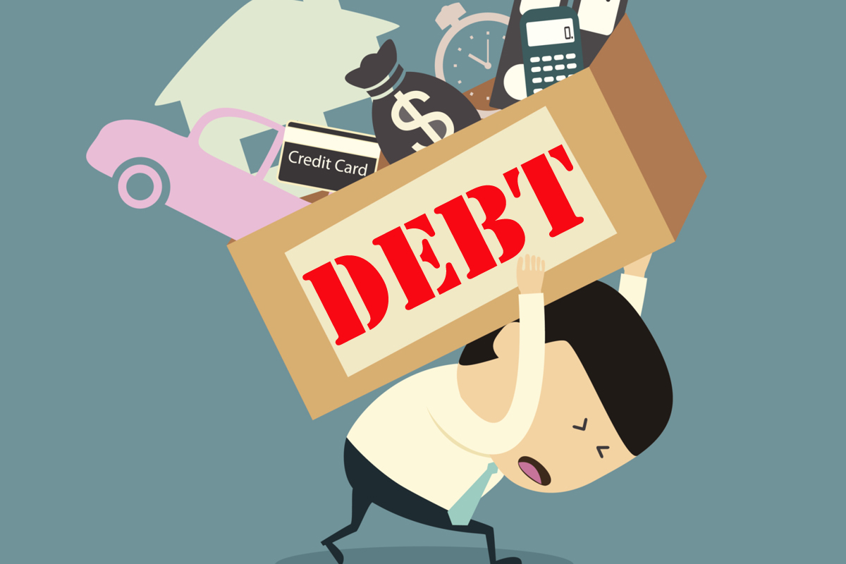 Getting Relief From Debt...