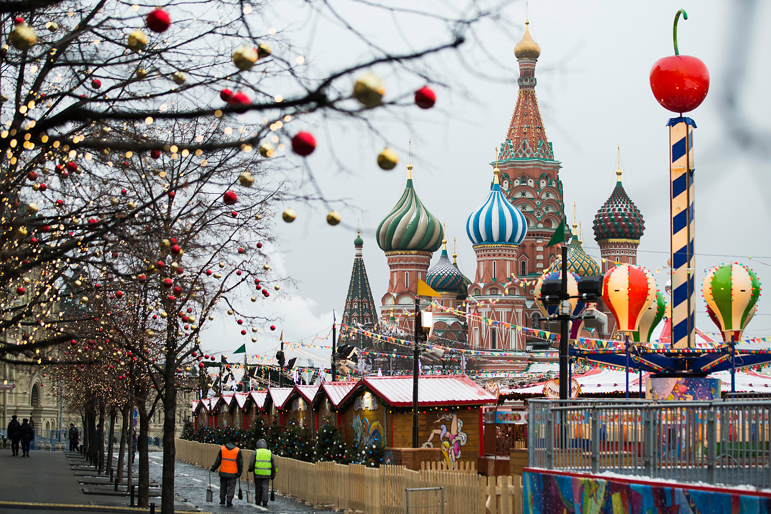 Christmas Tree Traditions Around The World