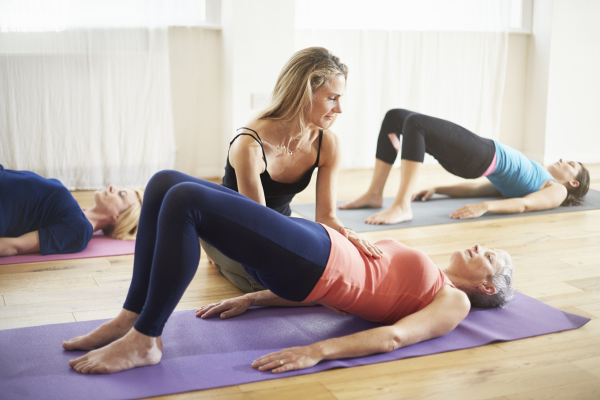 8 Best Equipment-Free Strength Exercises for Older Adults ...