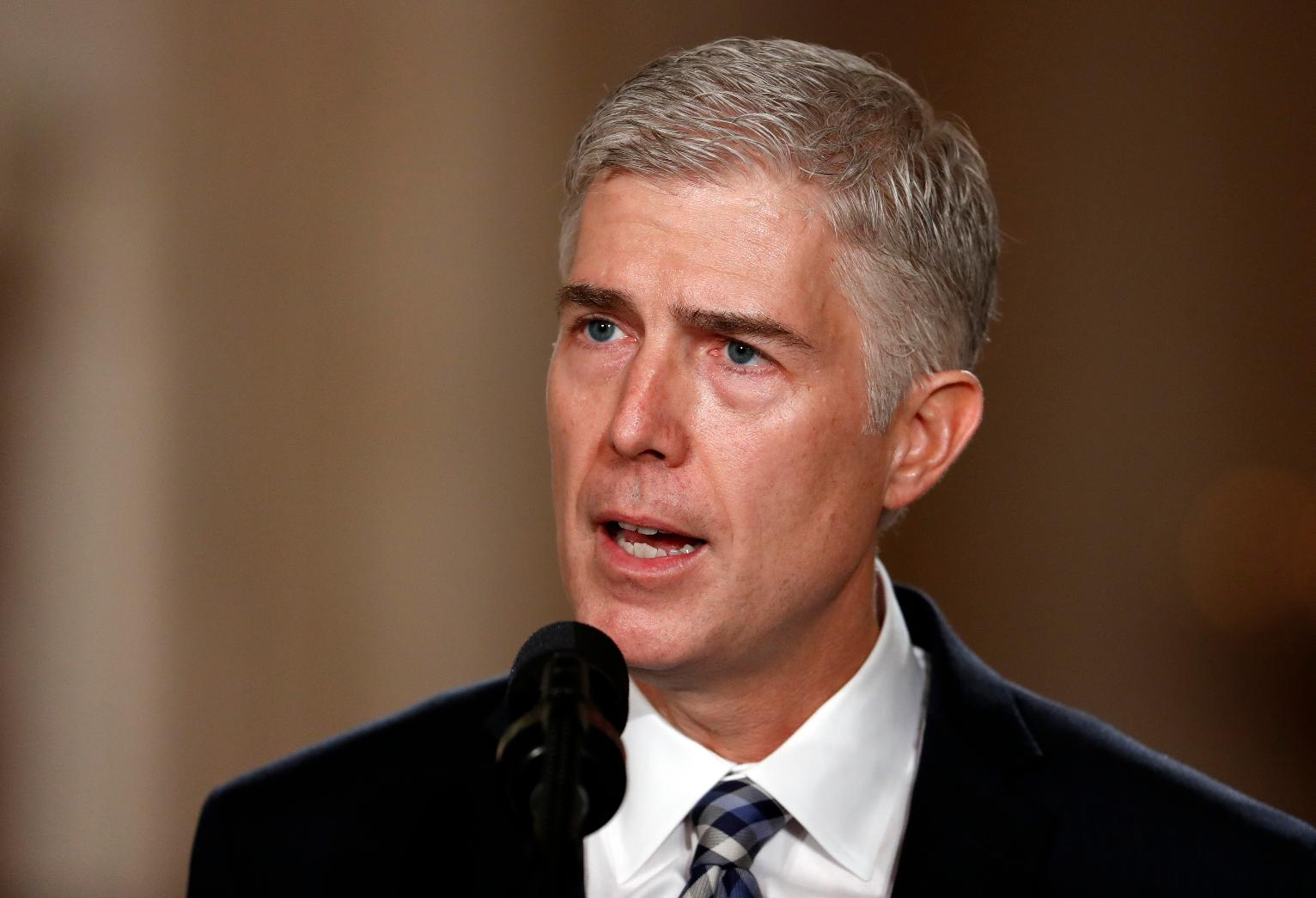 Supreme Court Nominee Neil Gorsuch Should Help Overturn Citizens United