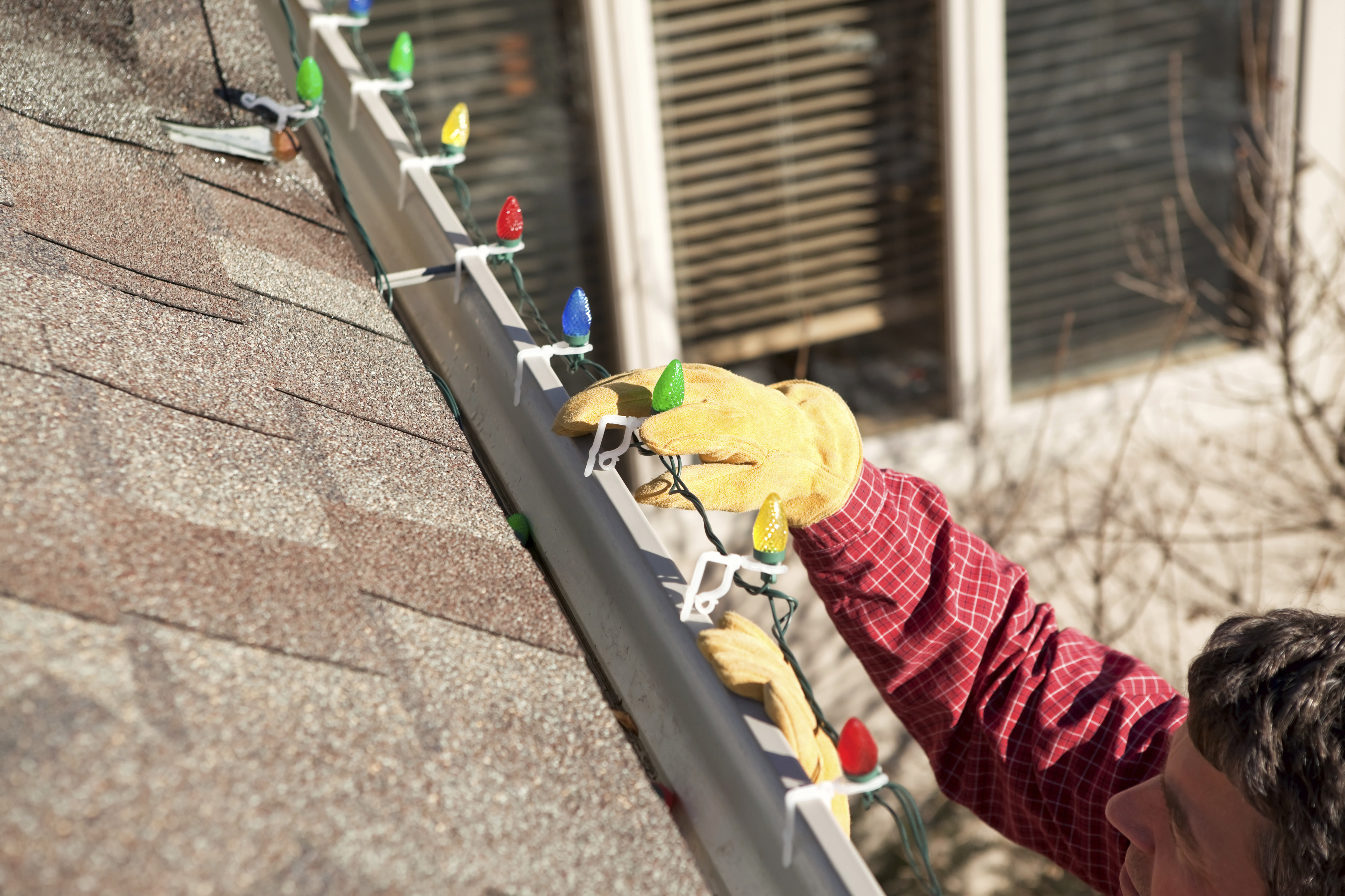 Where To Hang Gutters