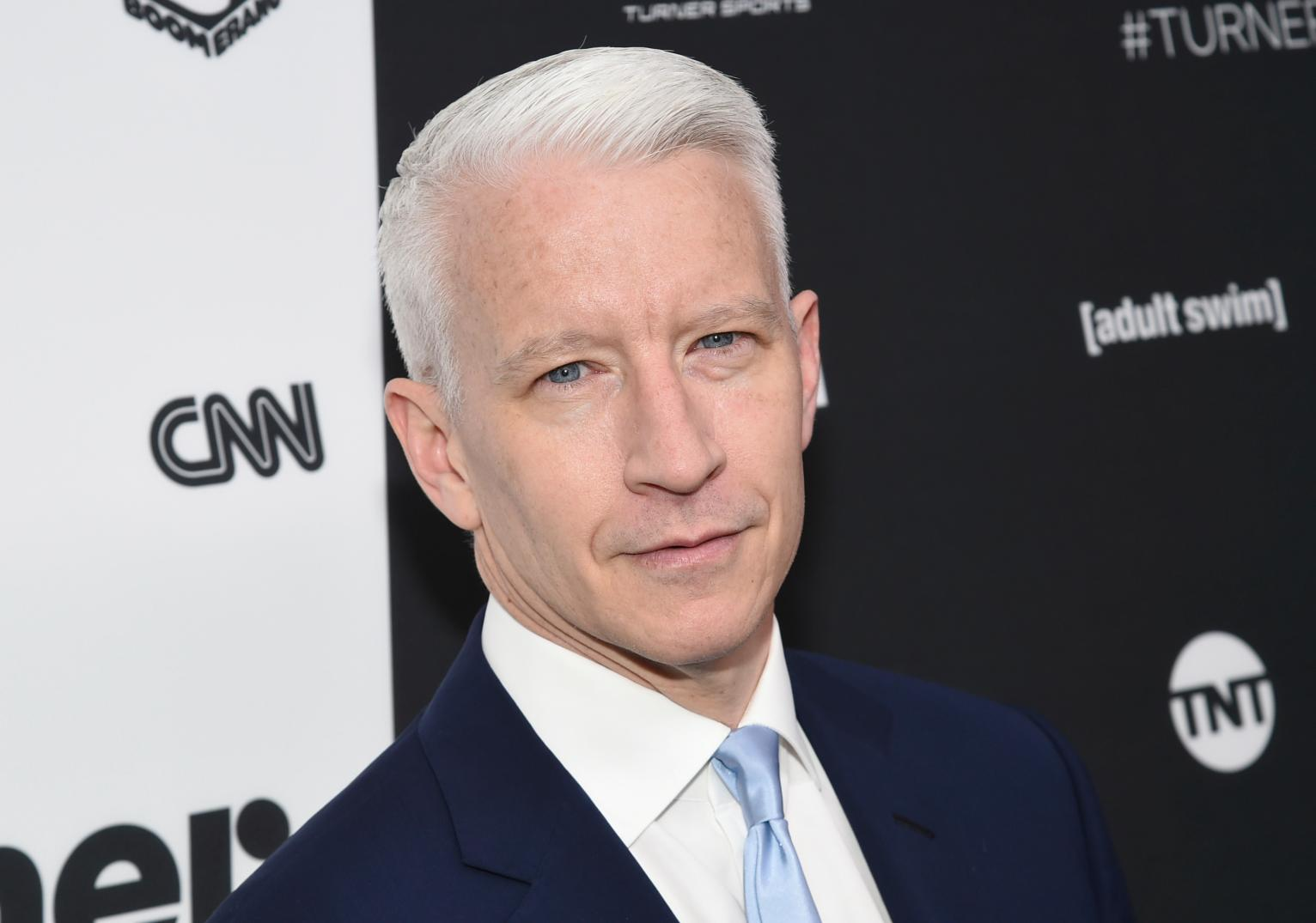 Source: Anderson Cooper staying with CNN with new contract ... - photo#47