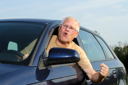 What are the effects of road rage?