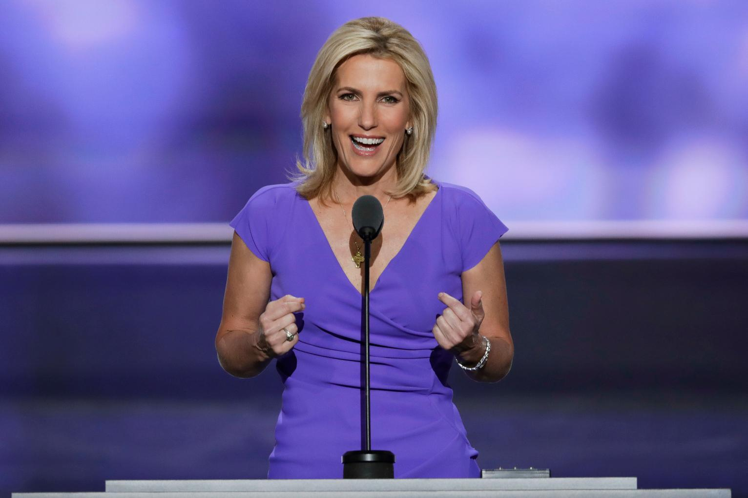 Laura Ingraham Writing Book on Trump and Populism ...