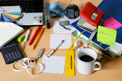 8 Items You Should Never Display On Your Office Desk