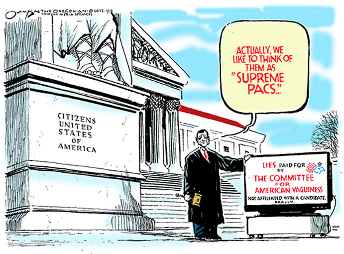 Should The Supreme Court Have Overturned Citizens United