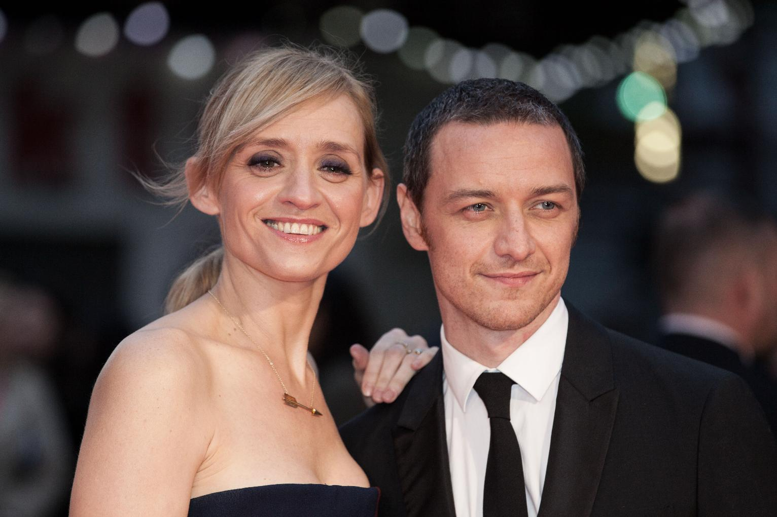 James McAvoy and Anne-Marie Duff announce divorce   Entertainment News   US News