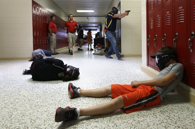 armed teachers and staff in schools essay Teachers and faculty carry concealed weapons on intuition can greatly improve if the staff could be armed with essay teachers and weapons in school.
