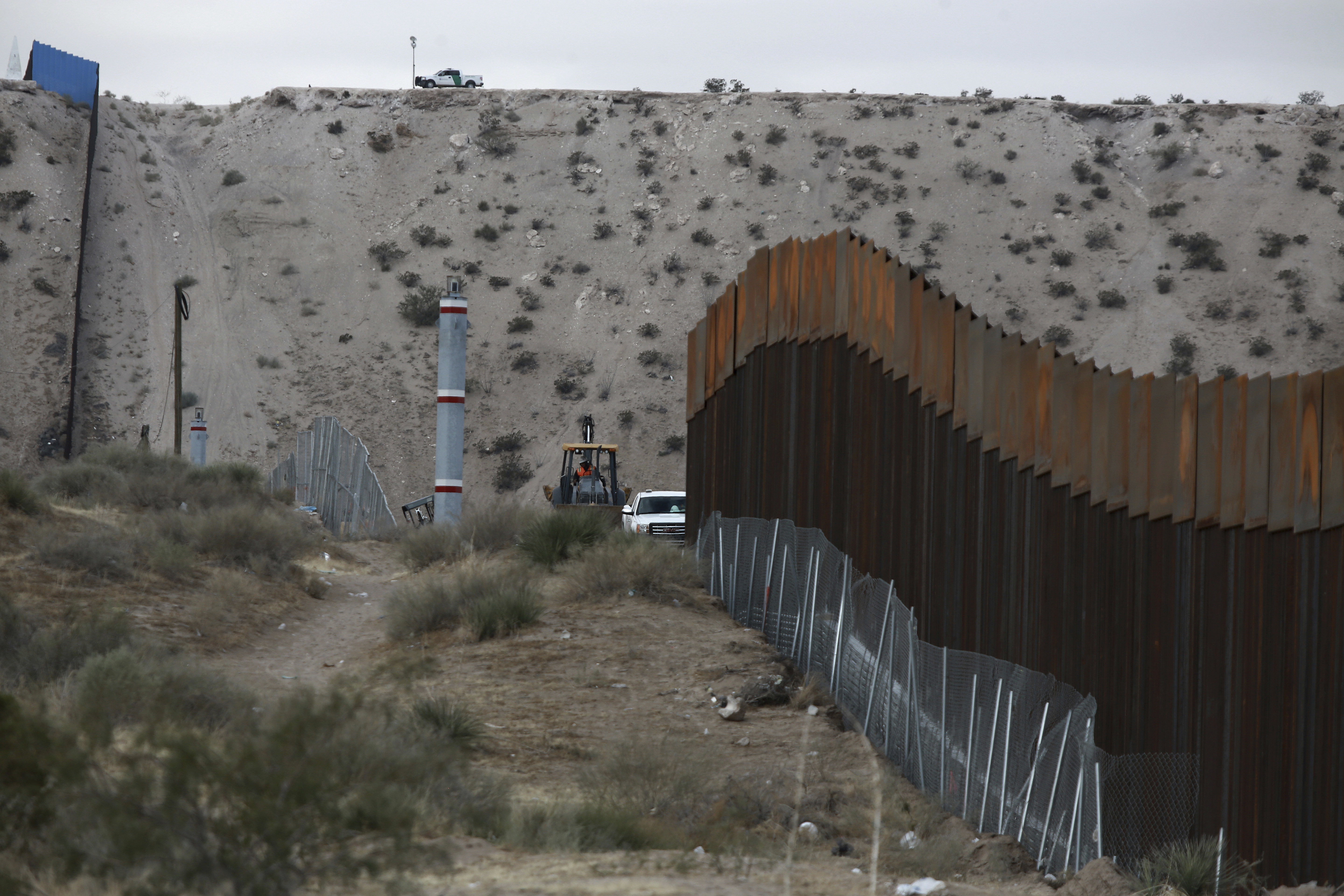 GOP Wants Taxpayers to Pay for Donald Trump's U.S.-Mexico Border Wall
