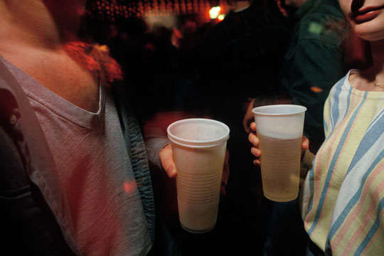 A personal opinion that the drinking age in america should be changed