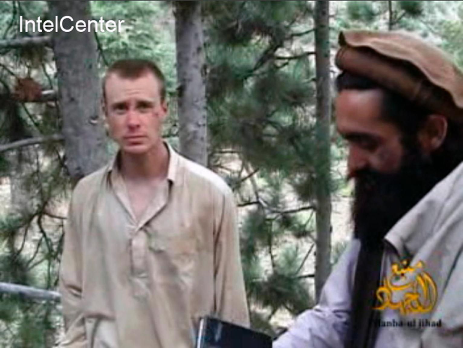 american pow sgt bowe bergdahl released in exchange for taliban american pow sgt bowe bergdahl released in exchange for 5 taliban detainees us news