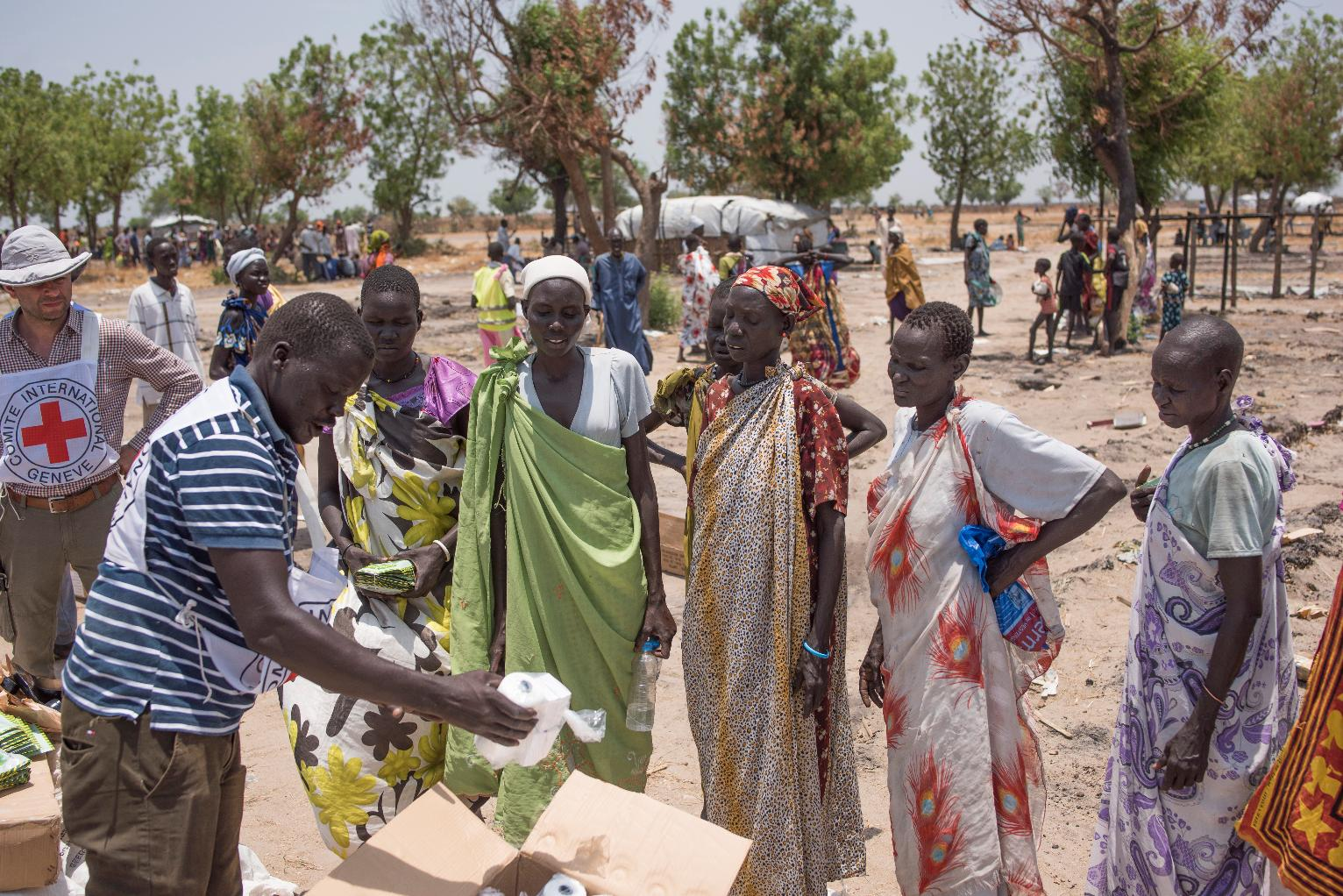 darfur senior personals Amid reports that the islamist regime in khartoum may finally be taking some action to curb a scorched-earth counterinsurgency campaign that has forced more than a million people from their homes in the western province of darfur, amnesty international has released a new report accusing government.