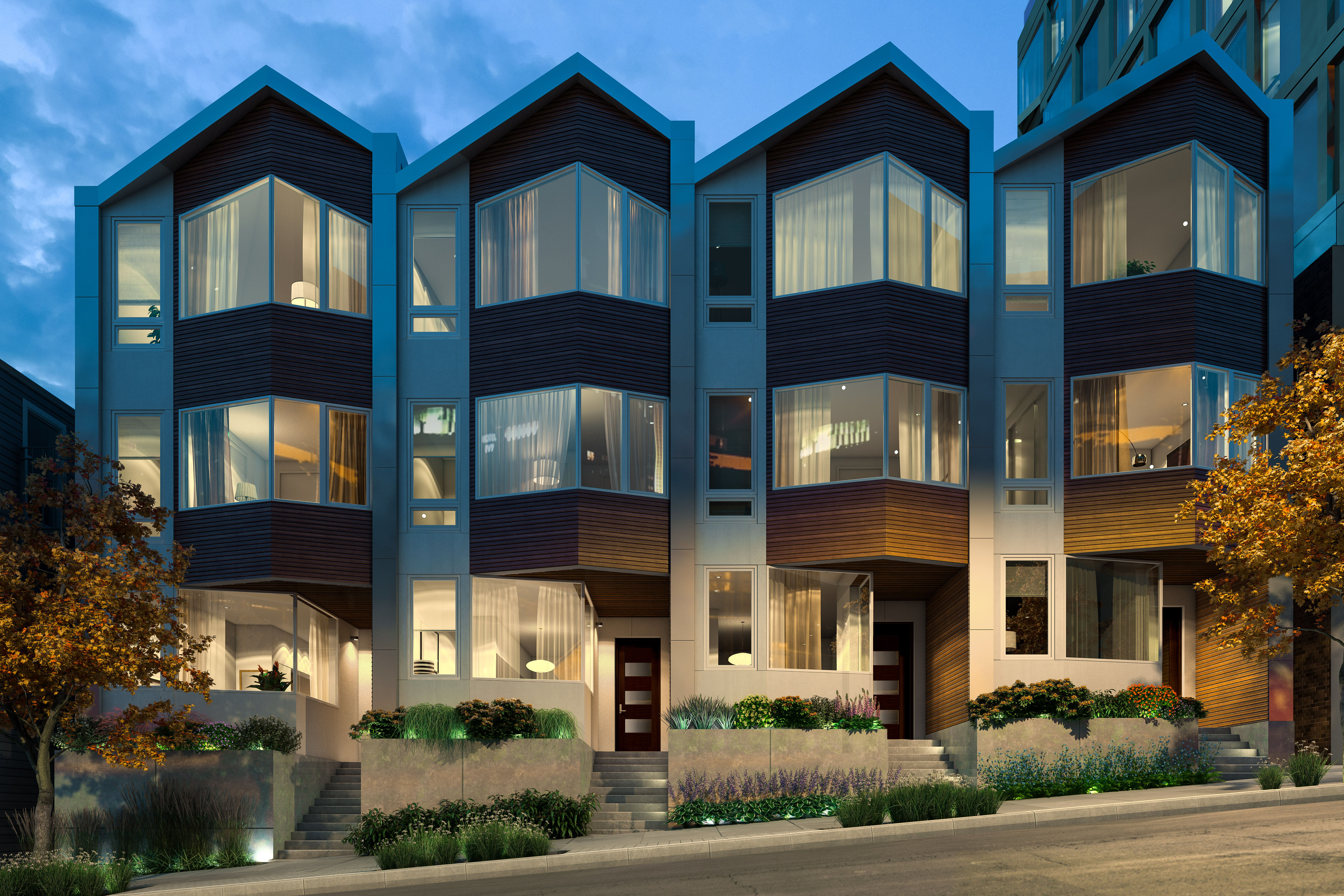 What does that new luxury building in your neighborhood for San francisco real estate luxury