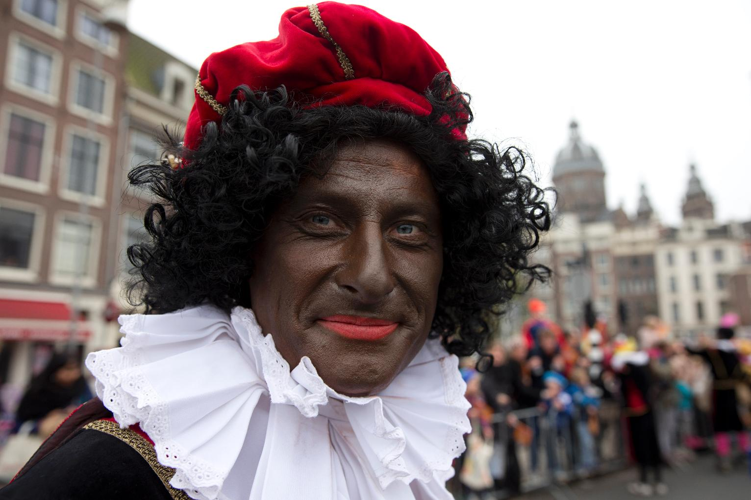 Dutch court: Black Pete is a negative stereotype - US News