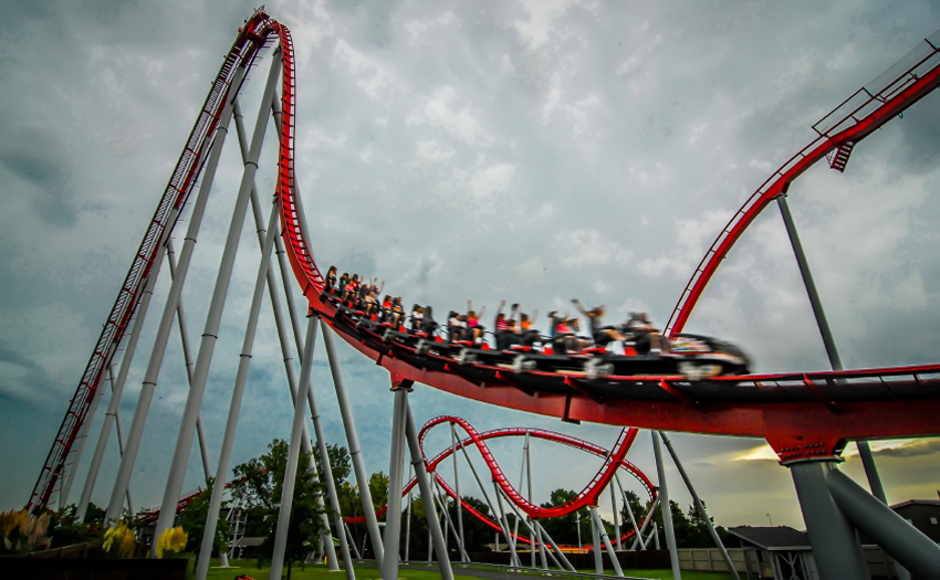 Roller Coaster Blackouts Safe Or Scary Wellness Us News